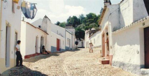 Centro Histórico   Arrabalde (a pé)
