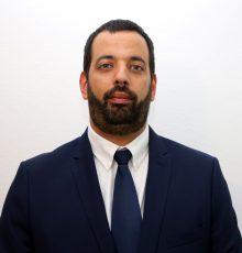 Gil Pegado Porto (CDU) – Vereador