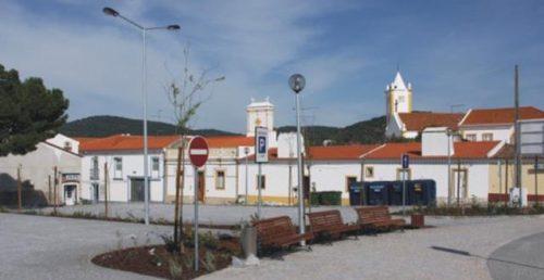 Freguesia de Santiago do Escoural