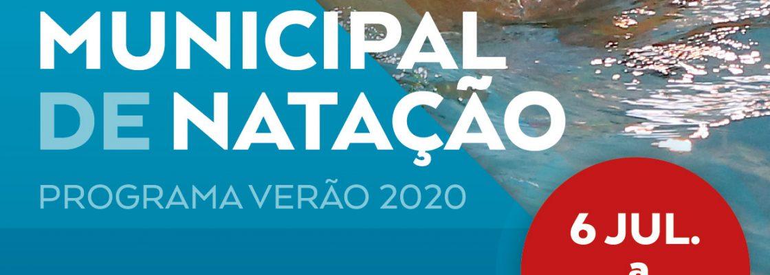 escola natação 2020