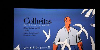"""Mostra de Cinema de Animação 19/20 """"Colheitas"""""""