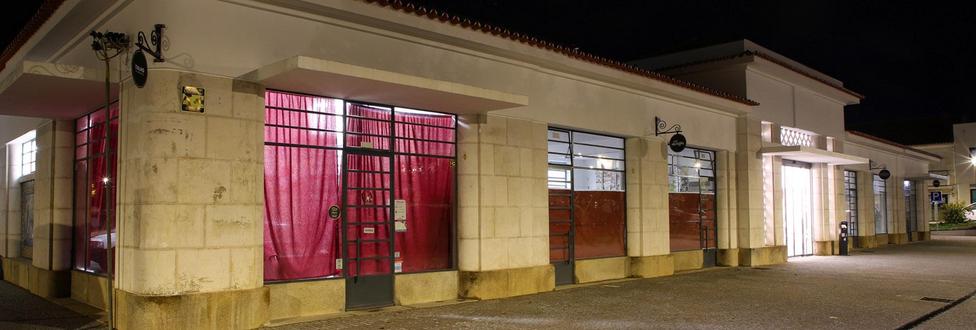 Mercado Municipal – Abertura de Concurso para adjudicação do direito de exploração da loja/fração F