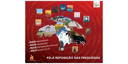 Câmara Municipal de Montemor-o-Novo toma posição Pela Reposição das Freguesias Extintas