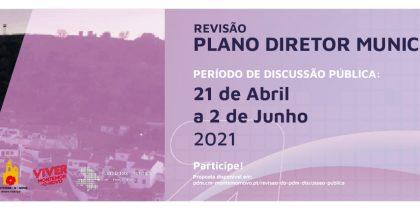 Revisão do PDM – Discussão Pública