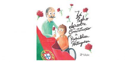 Zé Pedro descobre a Constituição da República Portuguesa