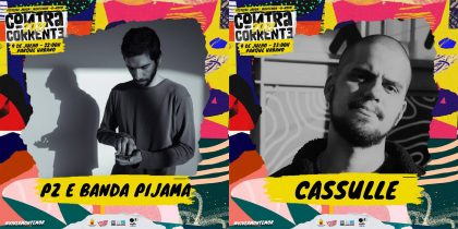 Festival Contra Corrente – PZ E A BANDA PIJAMA | CASSULLE