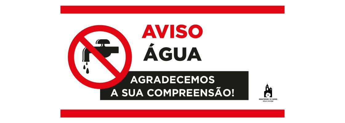 SUSPENSÃO DE ABASTECIMENTO DE ÁGUA
