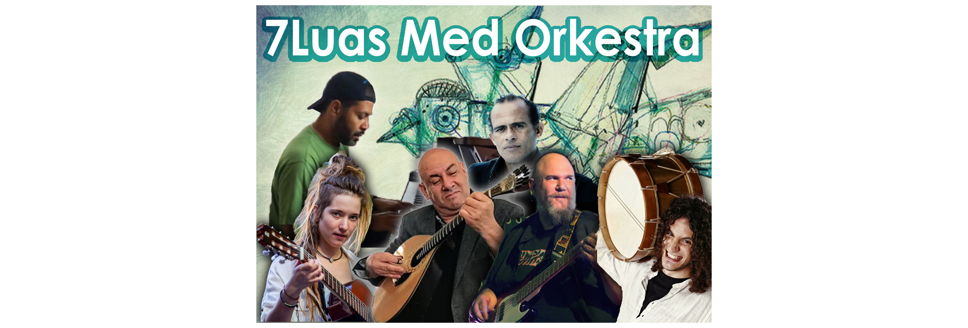 Noites de Verão no Concelho – 7 Luas Med Orkestra