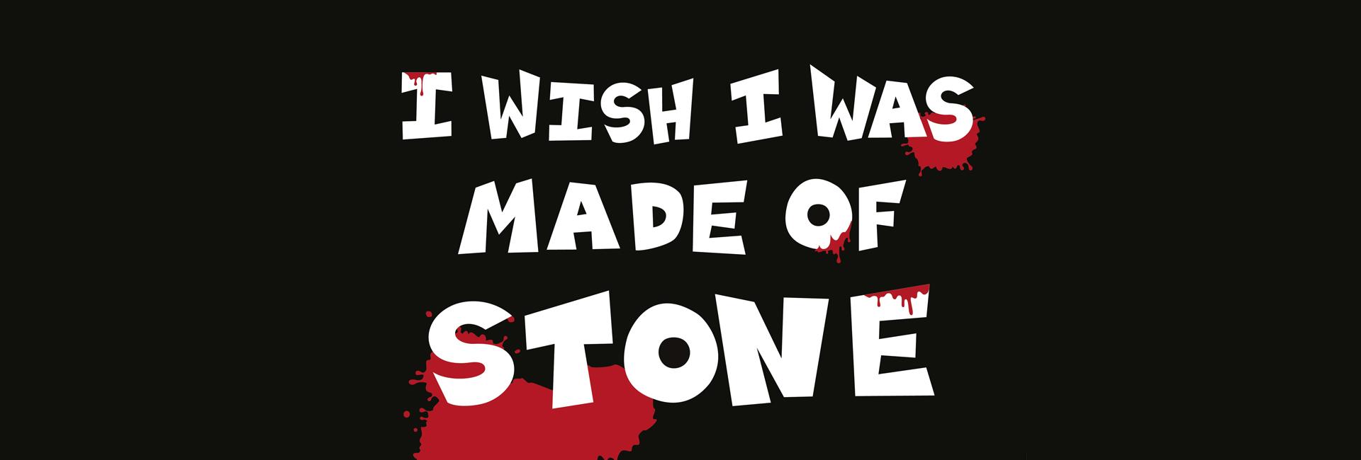 Exposição – I wish i was made of stone, de Catarina Verdier
