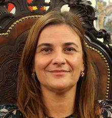 Silvia de Sousa Carranca Vieira dos Santos (PS) – Vereadora